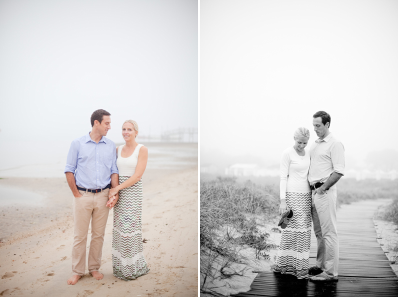 boston engagement session in cape cod