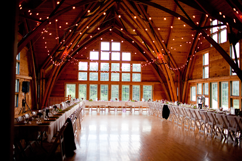 Wedding Reception Venues Ma Bramble Hill Farm In Amherst