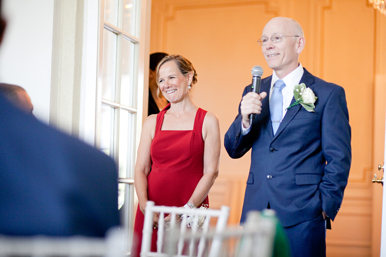 father of the bride speech at tupper manor
