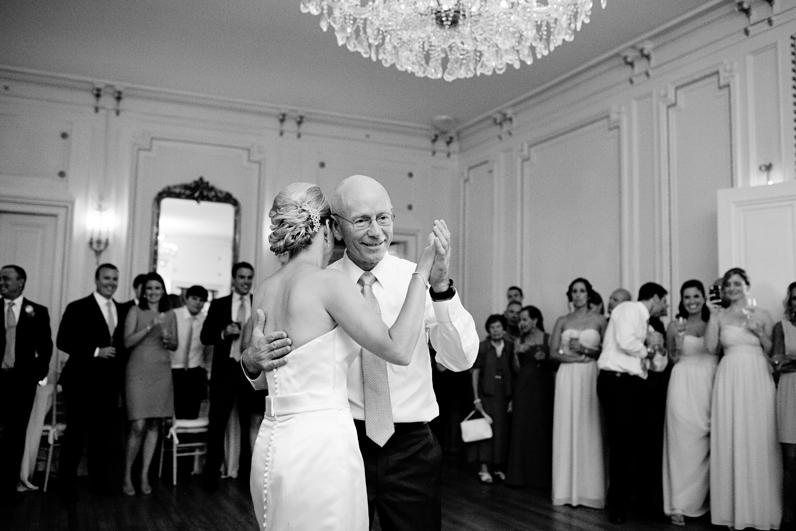 father daughter dance at tupper manor