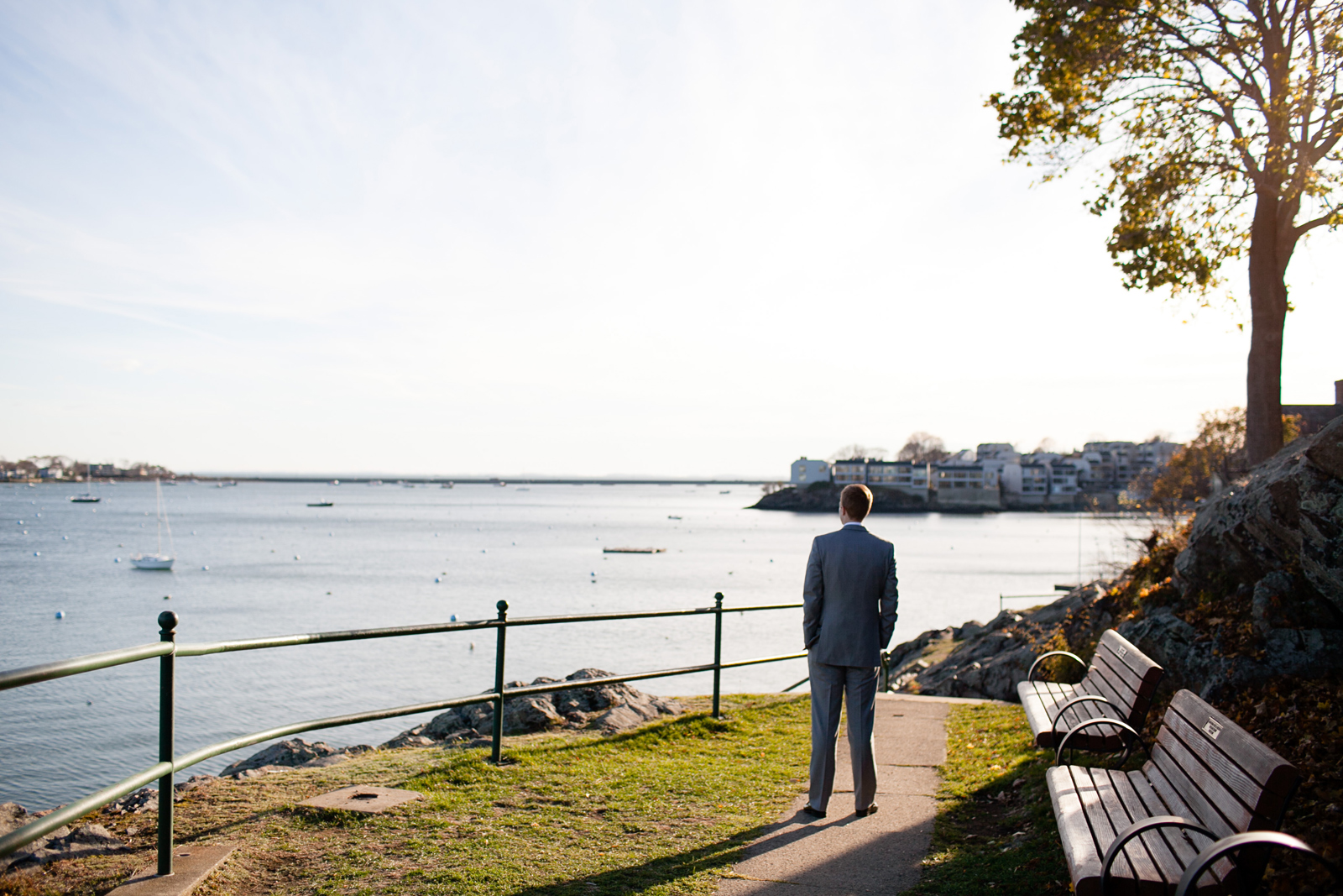 first look in marblehead
