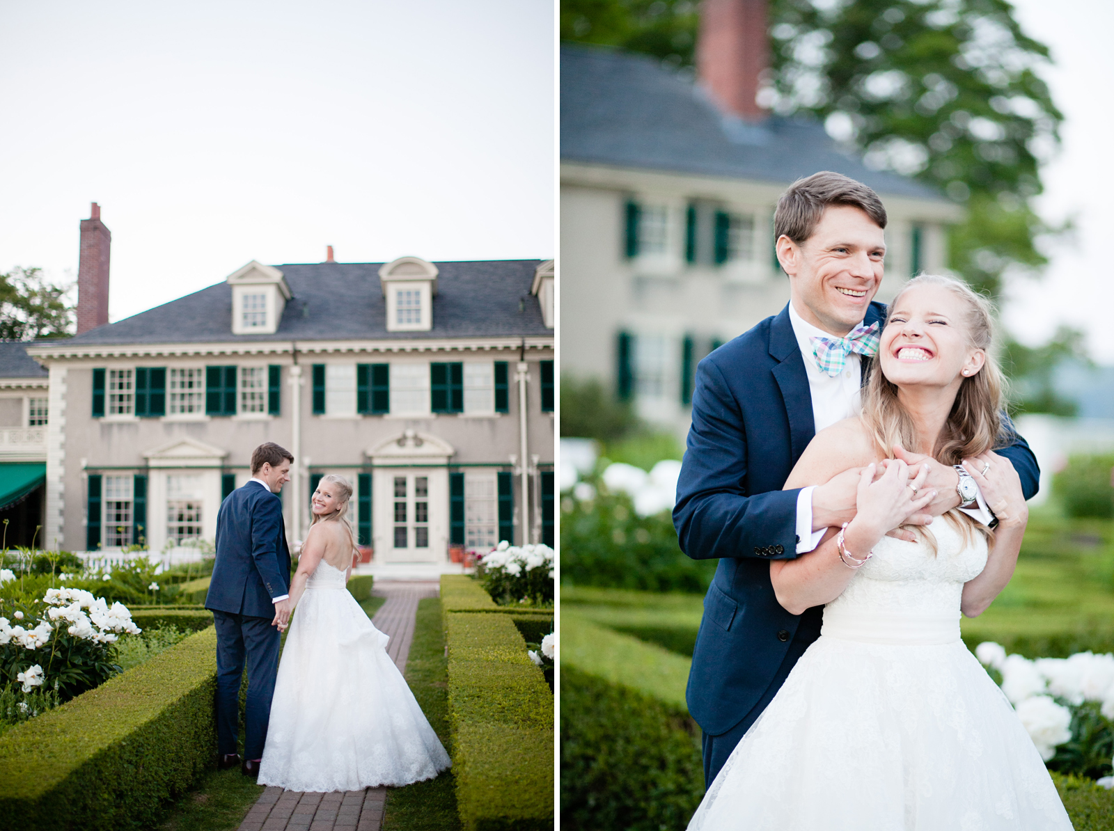 hildene wedding in vermont