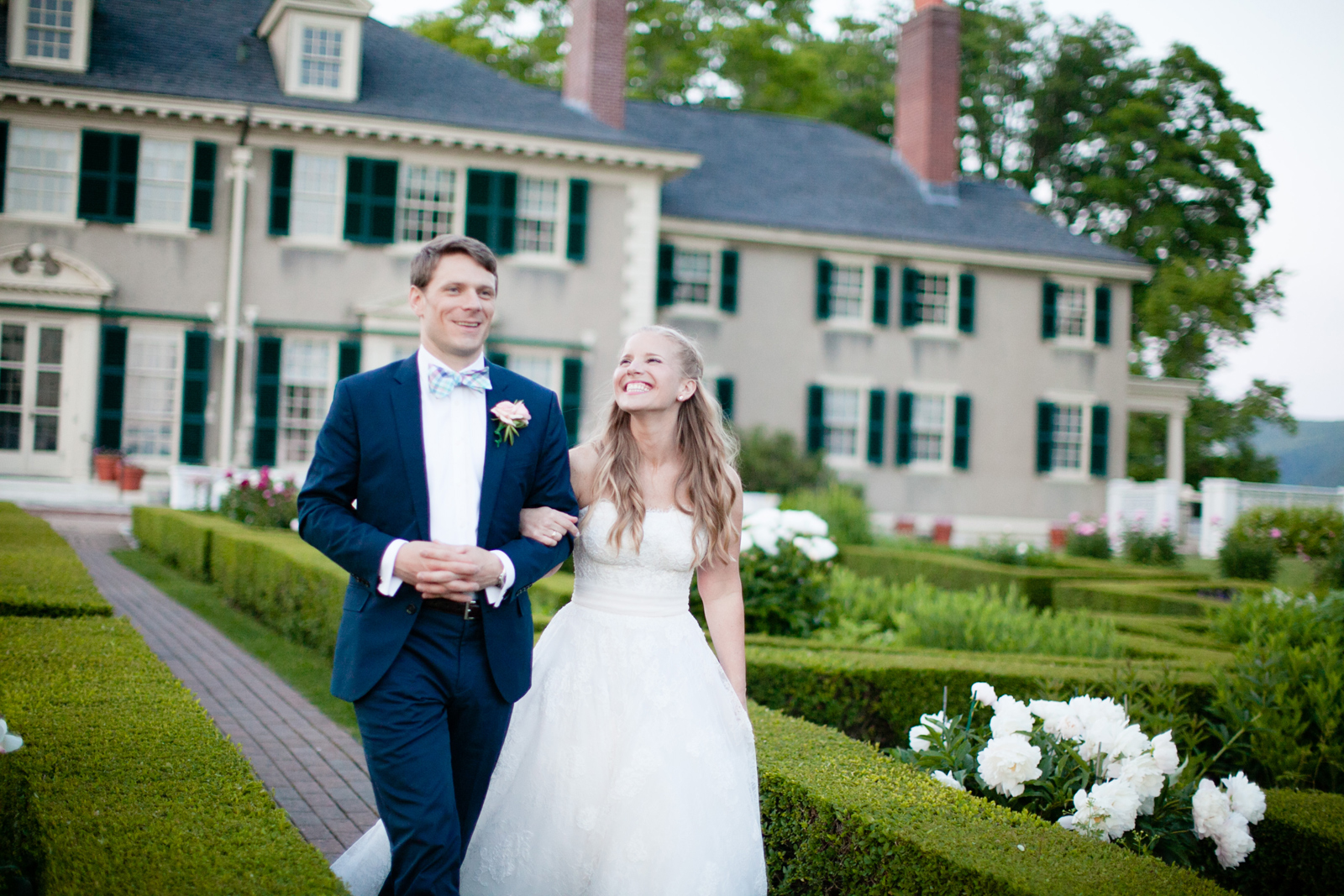 new england estate wedding