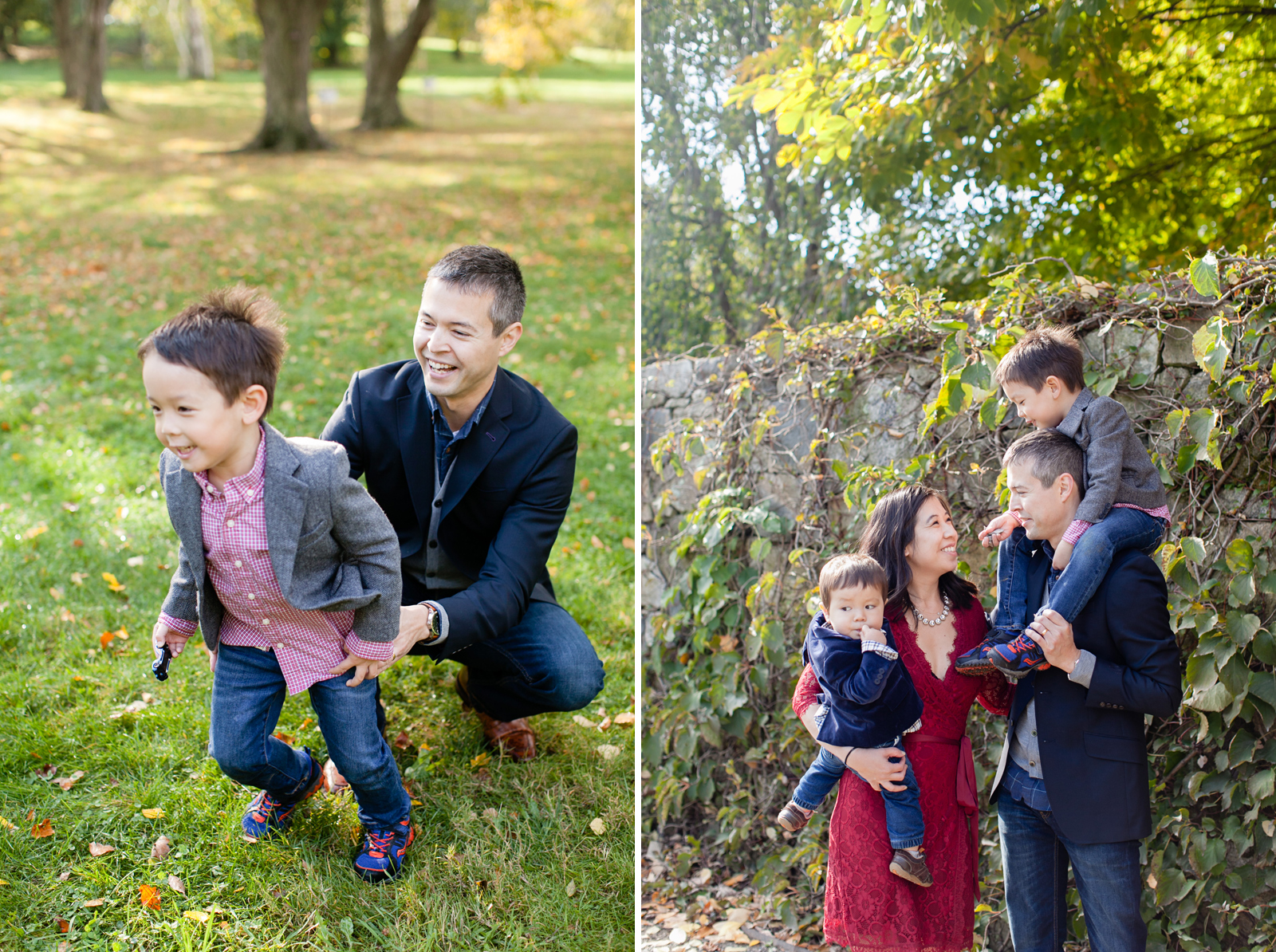 arnold arboretum family photographs