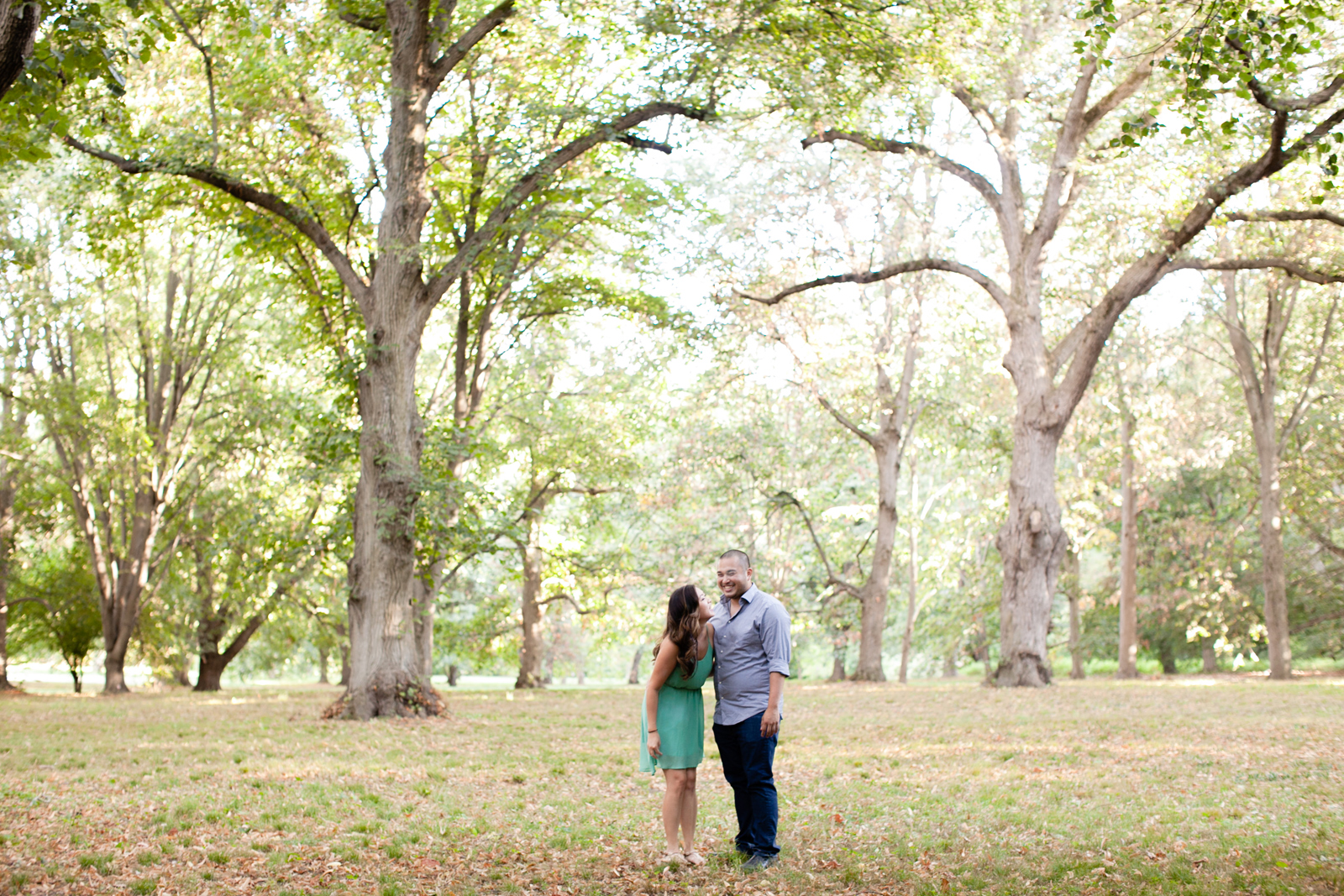outdoor forest engagement