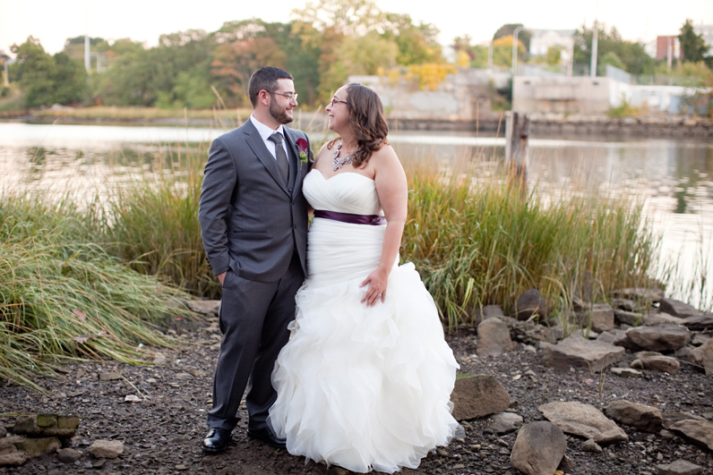 Fall Wedding At The Waterman Grille