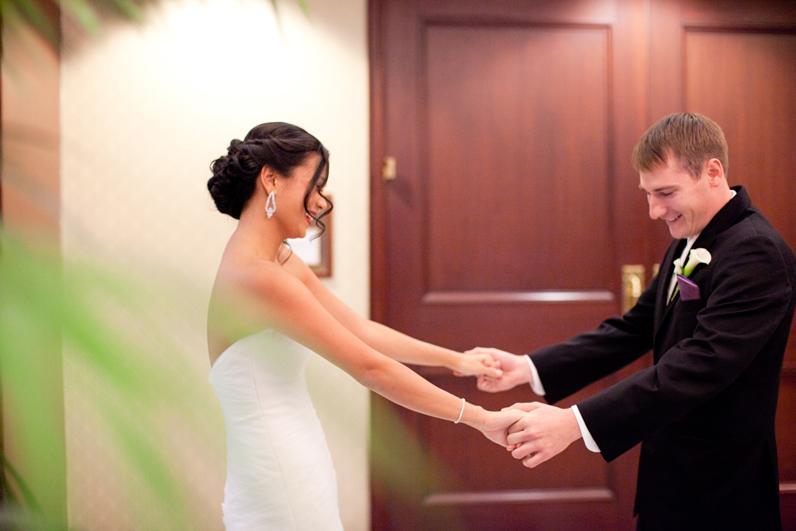 Colonnade Hotel Wedding In Boston Kathy Marc
